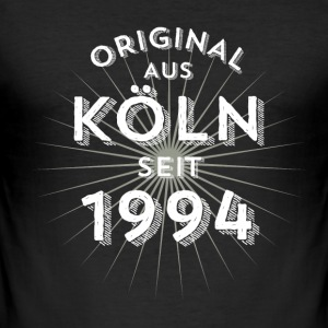 Original fra Köln siden 1994 - Herre Slim Fit T-Shirt