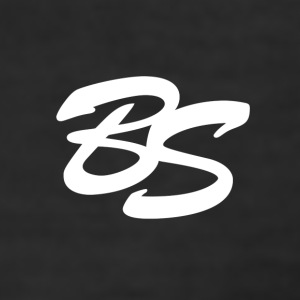 BS Logo - Men's Slim Fit T-Shirt