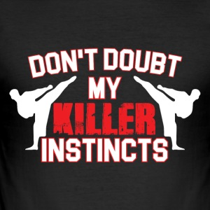 killer Instinct - slim fit T-shirt