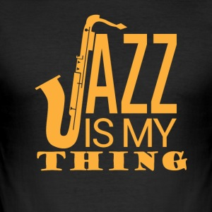Jazz - My Thing - Tee shirt près du corps Homme