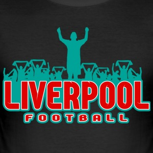 Liverpool football - Men's Slim Fit T-Shirt