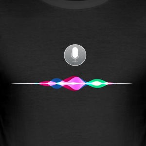 siri - Herre Slim Fit T-Shirt