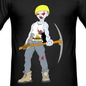 Zombie Collection Builder - Tee shirt près du corps Homme