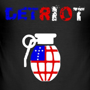 Detriot - slim fit T-shirt