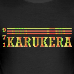 Karukera - 971 - Horisontal - Herre Slim Fit T-Shirt