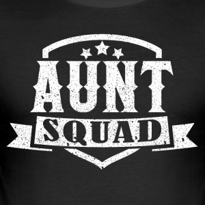 Aunt Squad - Men's Slim Fit T-Shirt