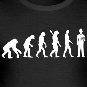 Evolution poker poker w - Herre Slim Fit T-Shirt