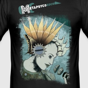 QUEENFLOWERS - slim fit T-shirt