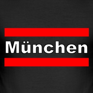 München Premium - Men's Slim Fit T-Shirt