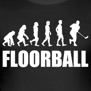 Floorball - slim fit T-shirt