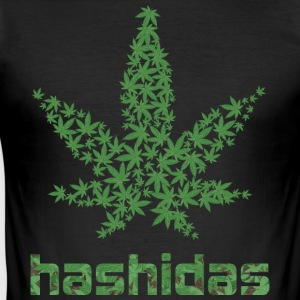 Hashidas - Herre Slim Fit T-Shirt
