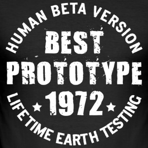 1972 - The year of birth of legendary prototypes - Men's Slim Fit T-Shirt