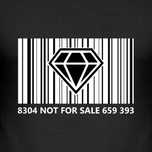 NOT FOR SALE - Herre Slim Fit T-Shirt