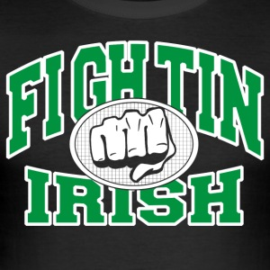 Fighting Irish - Men's Slim Fit T-Shirt