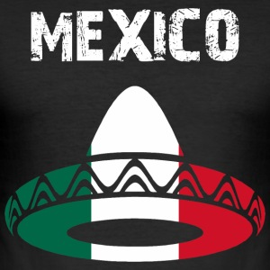 Nation design Mexico - Men's Slim Fit T-Shirt