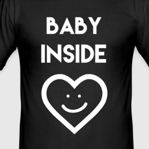 baby binnen - slim fit T-shirt