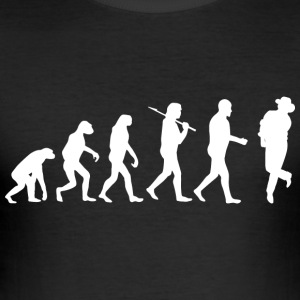 Line Dance Evolution - Männer Slim Fit T-Shirt