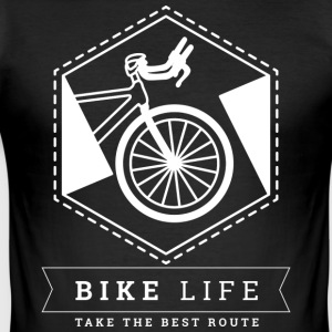 bike Life - slim fit T-shirt