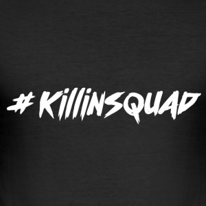 #killinsquad Collection - Maglietta aderente da uomo