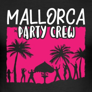 Mallorca Party Crew - Männer Slim Fit T-Shirt