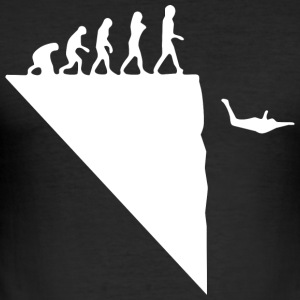 Base Jumping T-shirt - slim fit T-shirt