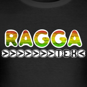 Ragga Tek Raggatek 23 - Slim Fit T-skjorte for menn