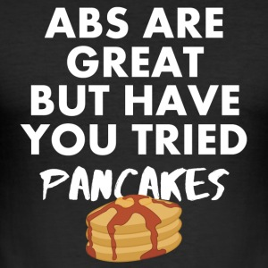Pancakes - Men's Slim Fit T-Shirt