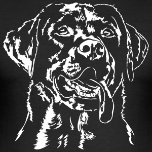 Labrador retriever 2 - Herre Slim Fit T-Shirt