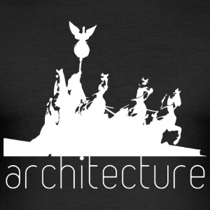 architectuur - slim fit T-shirt