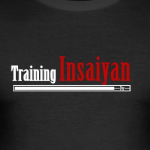 Training Insaiyan - slim fit T-shirt