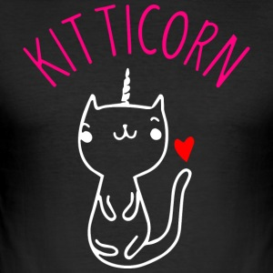 KITTIKORN - Herre Slim Fit T-Shirt