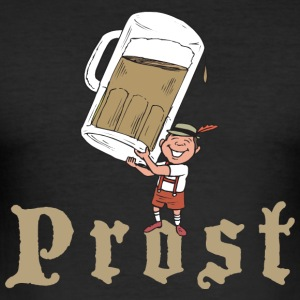 Prost - Men's Slim Fit T-Shirt