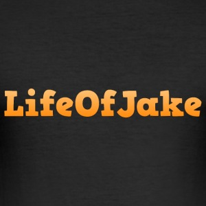 Life Of Jake - Men's Slim Fit T-Shirt