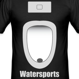 Watersports - Men's Slim Fit T-Shirt