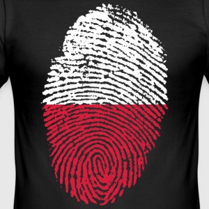 POLOGNE 4 EVER COLLECTION - Tee shirt près du corps Homme