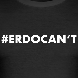 ERDOCANT - slim fit T-shirt