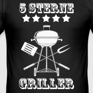 GRILLEN - Männer Slim Fit T-Shirt