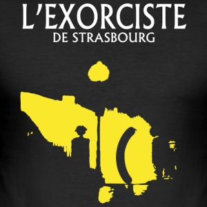The Exorcist of Stasbourg - Men's Slim Fit T-Shirt