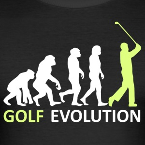 ++ ++ Golf Evolution - Slim Fit T-shirt herr