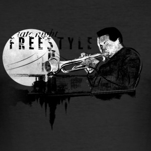 Freestyle Jazz - slim fit T-shirt