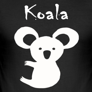 koala - slim fit T-shirt
