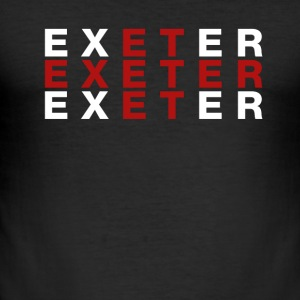 Exerter United Kingdom Flag Shirt - Exerter - Slim Fit T-shirt herr
