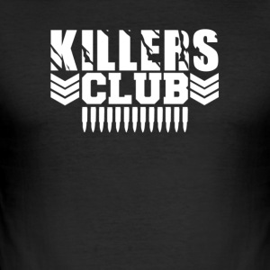 Club Killers - Slim Fit T-skjorte for menn
