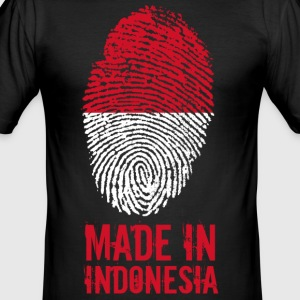 Made In Indonesië / Indonesia - slim fit T-shirt
