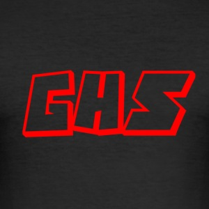 GHS - Slim Fit T-shirt herr