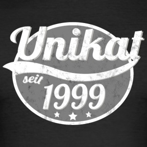 1999 Unikat - Männer Slim Fit T-Shirt