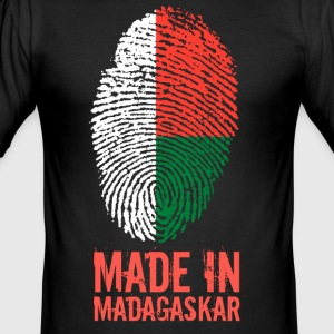 Made In Madagascar / Madagasikara / Madagascar - Men's Slim Fit T-Shirt