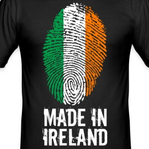 Made In Irland / Irland / Éire - Slim Fit T-shirt herr