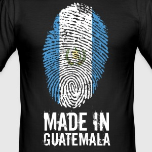 Made In Guatemala - Men's Slim Fit T-Shirt