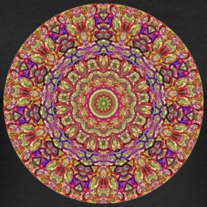 Mandala collectie - slim fit T-shirt
